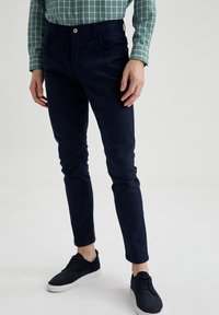 DeFacto - Slim fit jeans - navy - 0