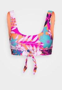 Seafolly - COPACABANATANK - Bikini top - ultra pink - 4