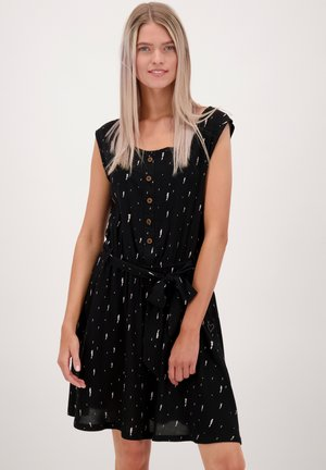 SCARLETTAK - Jersey dress - moonless