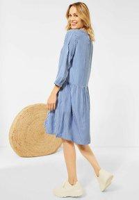 Cecil - Shirt dress - blau - 1