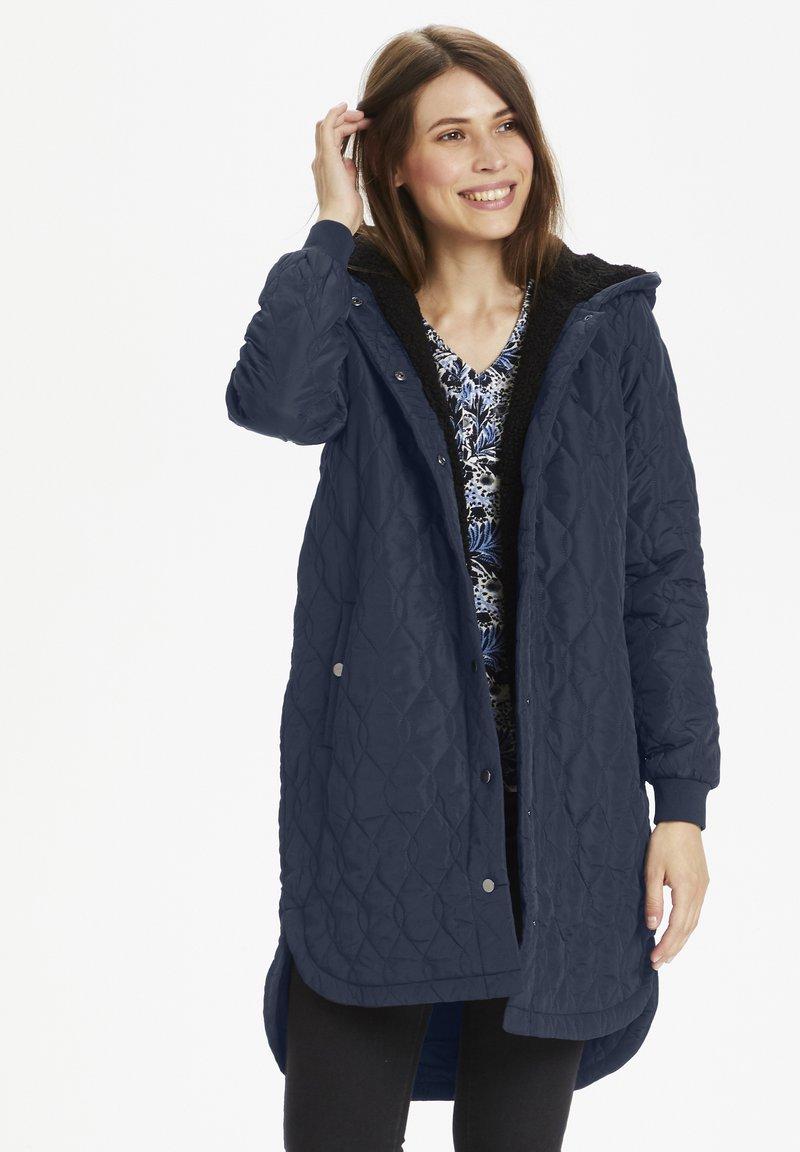 Kaffe - KASALLE - Winter coat - midnight marine