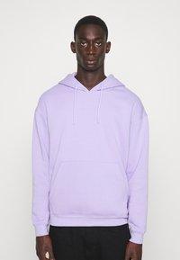 Jack & Jones - JORBRINK HOOD - Sweatshirt - lavender - 0