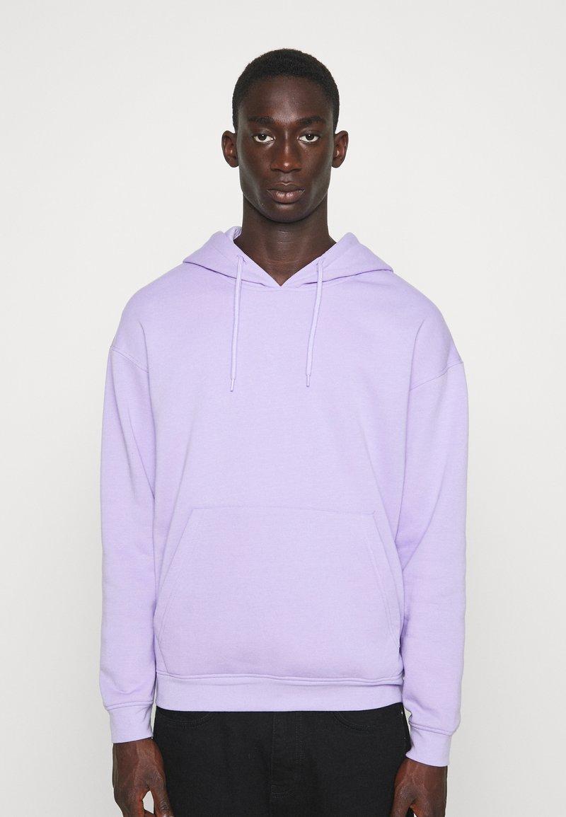 Jack & Jones - JORBRINK HOOD - Sweatshirt - lavender