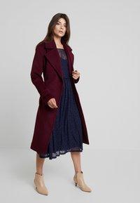 mint&berry - Classic coat - winetasting - 1