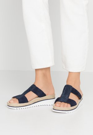 Pantofle - bluette