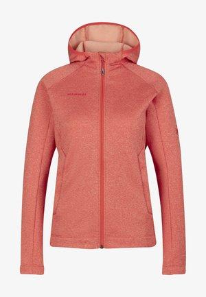 NAIR  - Fleece jacket - sunset melange