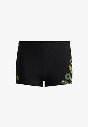 BOLD SWIM BRIEFS - Swimming trunks - black