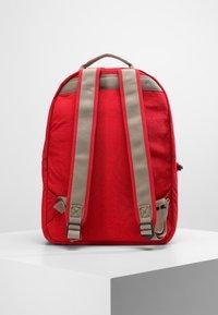 Kipling - CLAS SEOUL - Rucksack - true red c - 3