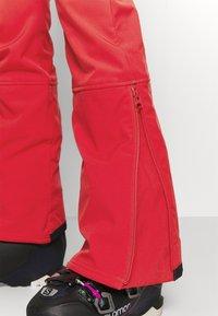 Burton - IVY OVER BOOT - Ski- & snowboardbukser - hibiscus pink - 4