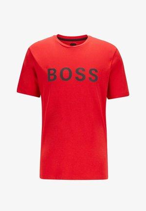TIBURT - T-shirt print - red