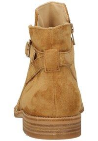Paul Green - Ankle boots - cognac-braun - 3