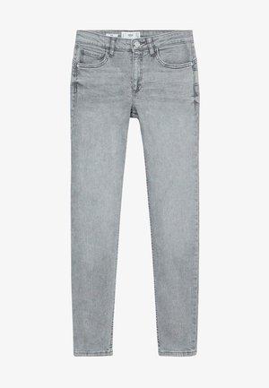 KIM - Jeans Skinny Fit - grijs denim
