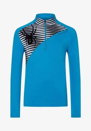 """RESOLVE"" - Sweatshirt - blue"