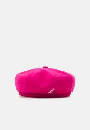 JAX BERET UNISEX - Beanie - electric pink