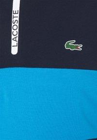 Lacoste Sport - GOLF BIG STRIPE - Poloshirt - navy blue/ibiza/white - 2