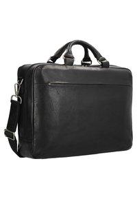 Jost - Briefcase - black - 3