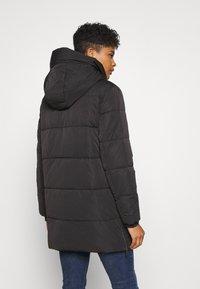 Tommy Jeans - HOODED  - Winter coat - black - 2