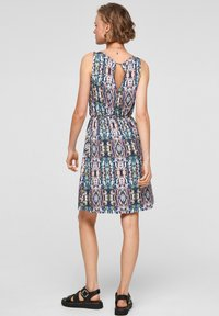 QS by s.Oliver - Day dress - pink aop - 2