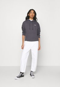 Levi's® - GRAPHIC STANDARD HOODIE - Sweat à capuche - blackened pearl - 1