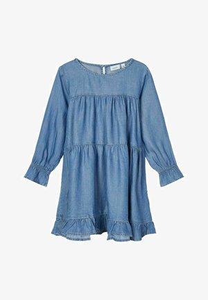 Denim dress - dream blue