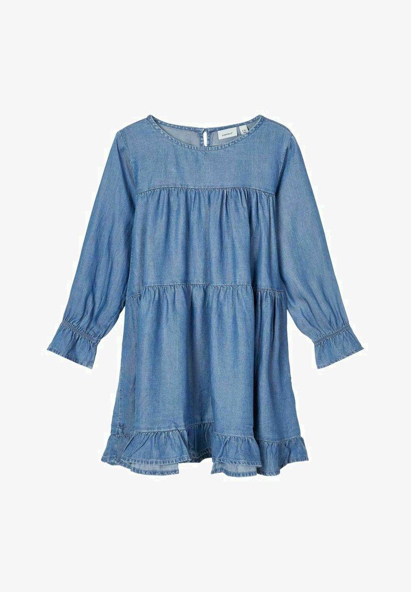 Name it - Denim dress - dream blue