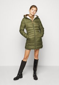 Save the duck - GIGAY - Winter coat - dusty olive - 0