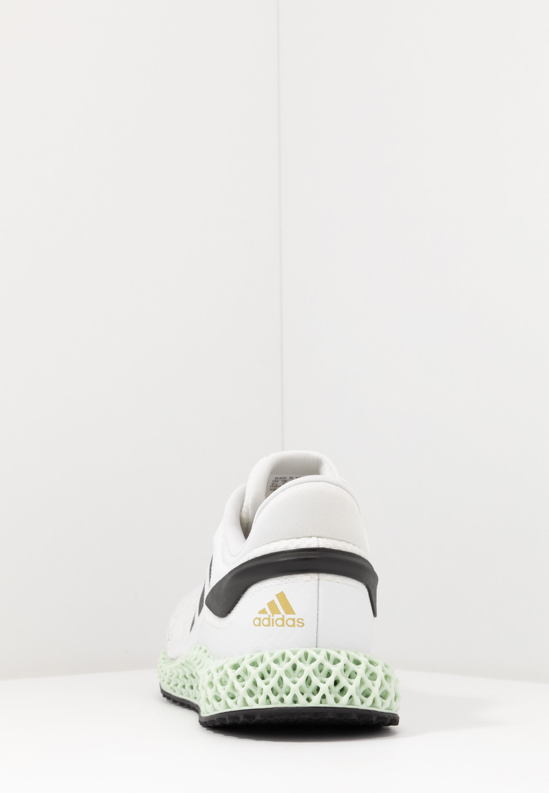 Adidas Performance 4d 1.0 - Obuwie Do Biegania Treningowe Footwear White/core Black/gold