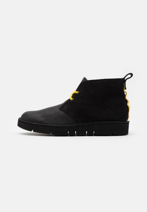 DESERT  2.0 - Casual lace-ups - black