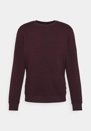 ONSCERES LIFE CREW NECK - Sweatshirt - fudge