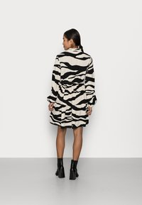 VILA PETITE - VIOMINA DRESS - Day dress - black - 2