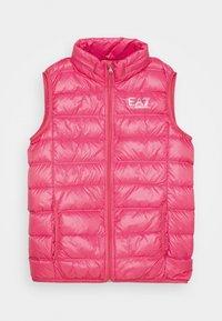 Emporio Armani - Waistcoat - pink - 0