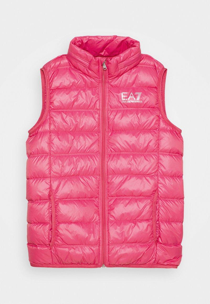 Emporio Armani - Waistcoat - pink
