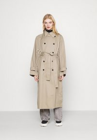 Weekday - TRAVIS  - Trenchcoat - beige - 0