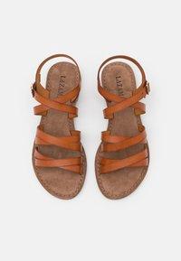 Lazamani - Sandals - tan - 5