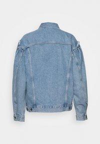 Levi's® Made & Crafted - LMC ALPENGLOW TRUCKER - Džínová bunda - blue - 1