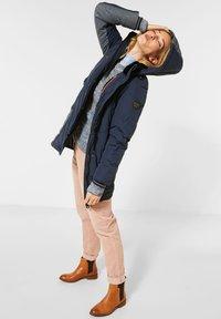 Cecil - Winter coat - blau - 1