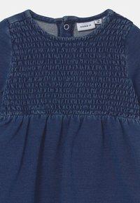 Name it - NBFATORINAS  - Day dress - dark blue denim - 2
