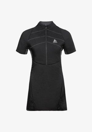Robe de sport - schwarz
