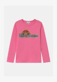The Marc Jacobs - T-shirt à manches longues - pink - 0