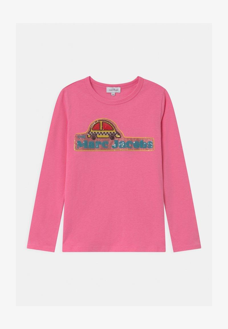 The Marc Jacobs - T-shirt à manches longues - pink