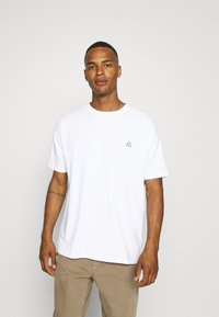 NU-IN - EARTH OVERSIZED  - T-shirt imprimé - white - 0