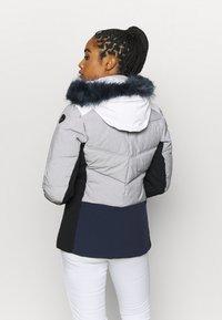 Icepeak - ELECTRA - Ski jas - light grey - 2