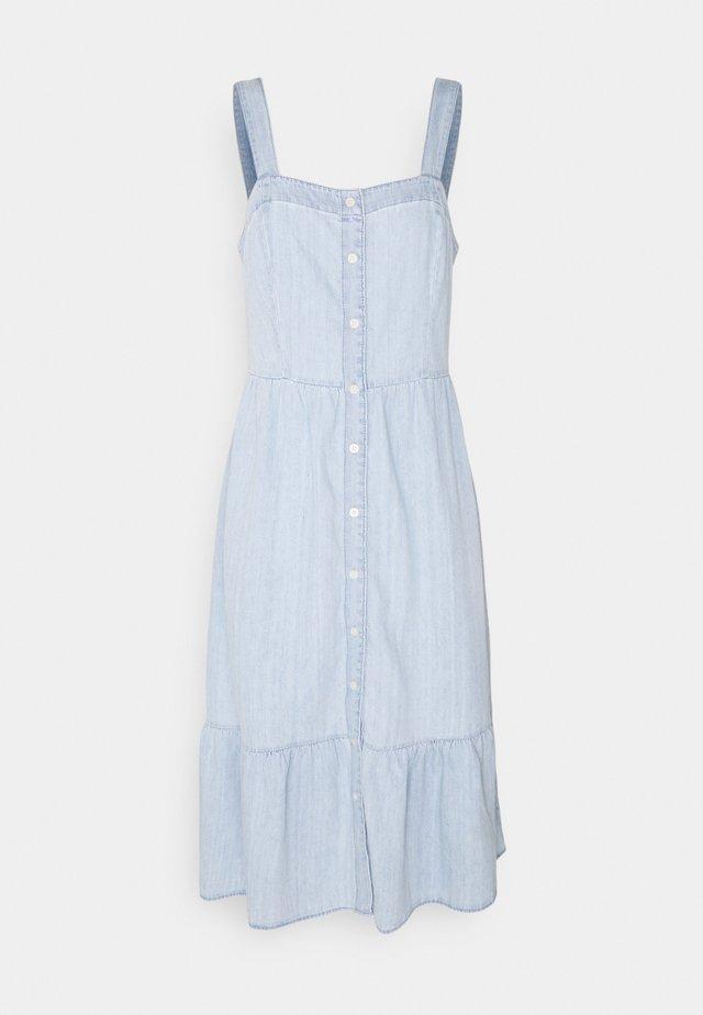 DRESS - Spijkerjurk - light wash