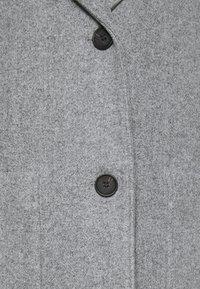 Moss Copenhagen - ALEXA - Kåpe / frakk - mottled light grey - 5