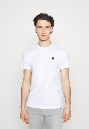 T-DIEGOS-K30 - Basic T-shirt - white