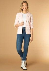 ES&SY - MILAN - Blazer - soft rose - 2