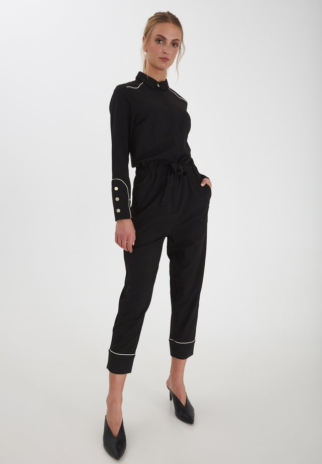 IHBRIF JS - Tuta jumpsuit - black