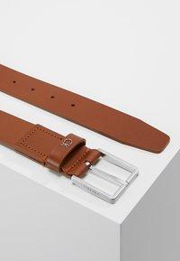 Calvin Klein - FORMAL BELT  - Formální pásek - brown - 2