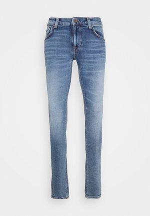 TIGHT TERRY - Slim fit jeans - light-blue denim
