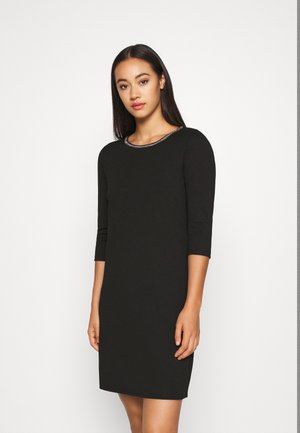 ONLBRILLIANT CHAIN DRESS - Shift dress - black